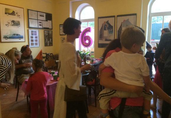 Dětská oslava